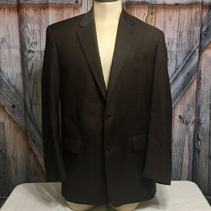 Jos. A. Bank Chocolate Brown Sport Coat